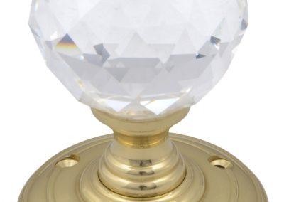 Cut Crystal Knobs