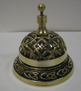 Celtic Desk Bell